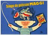 Maggi - Soupe de Poisson
