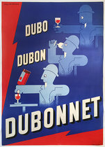 Dubonnet (Blue 47x63)
