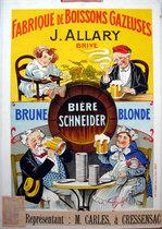 Biere Schneider - Fabrique de Boissons Gazeuses