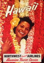 Northwest Airlines Hawaii