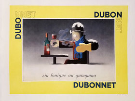 Dubonnet (Small Advertisment)