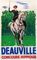 Deauville Concours Hippique