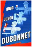 Dubonnet (Blue) 32x47