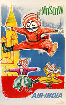 Air India - Moscow