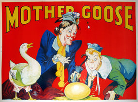 British Pantomime, Mother Goose