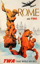 TWA - Rome