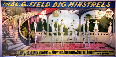 AL. G. Field Big Minstrels