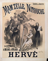 Mam'zelle Nitouche Herve