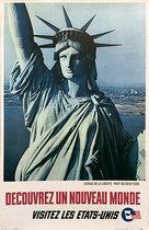 Decouvrez un Nouveau Monde (Statue of Liberty)