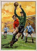 Spanish Soccer (Yellow)