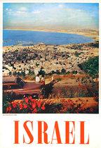 Israel Haifa From Mount Carmel (Photographic)