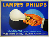 Philips /Lampes Philips (Hand)
