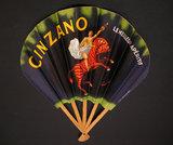 Cinzano Le Meilleur Aperitif Fan (Cappiello)