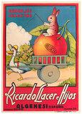 Ricardo Llacer e Hijos Oranges