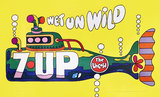 7Up Wet UN Wild Yellow Submarine