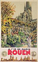 Chemin De Fer De L'Etat Rouen