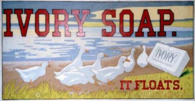Ivory Soap Maquette