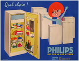 Philips Fridge (Blue)