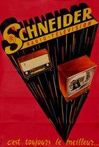 Schneider Radio Television (Pink)