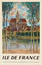 SNCF Ile De France (River Scene)