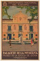 Palacete de La Moncloa Museo de La Epoca de Goya Madrid