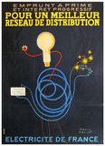 Electricite de France (Pour un Meilleur - Emprunt)