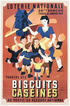 Loterie Nationale Biscuits Caseines