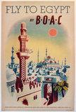 BOAC - Egypt