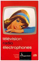 Supertone Television Radio Electrophones