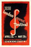 London Music Festival 1939