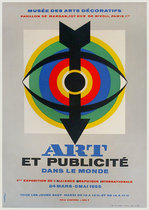 Art et Publicite (Eye and Arrow)