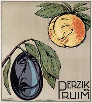 Perzik en Pruim