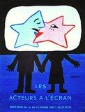 Les Acteurs a L'Ecran
