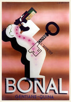 Bonal (Pink Oversized 4 sheet)