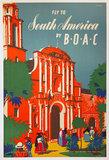 BOAC - South America