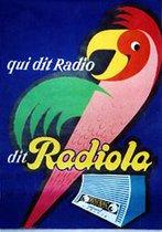 Radiola Parrot (Small)