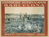 Exposicion International Barcelona (Brown)