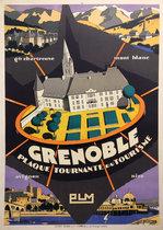 PLM Grenoble Plaque Tournante du Tourisme