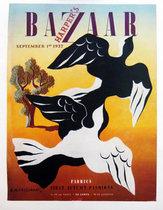 Harper's Bazaar September Doves