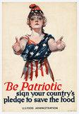 Be Patriotic