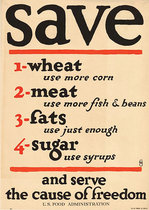 Save (Wheat, Meat, Fats Sugar)