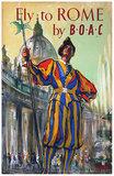 BOAC - Rome
