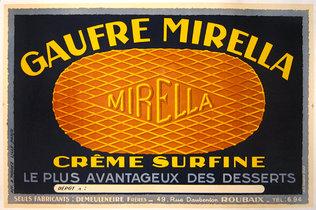 Gaufre Mirella