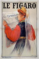 Le Figaro (Kokoshnik and Veil)