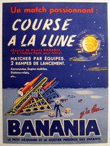 Banania - Course a la Lune