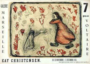 Galerie Marseille Kay Christensen Exhibition