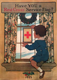 Have You a Red Cross Service Flag