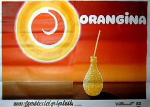 Orangina Sun