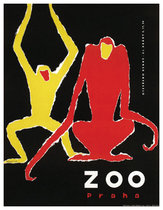 Zoo - Praha  Monkeys