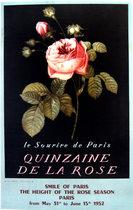 Quinzaine De La Rose 1952